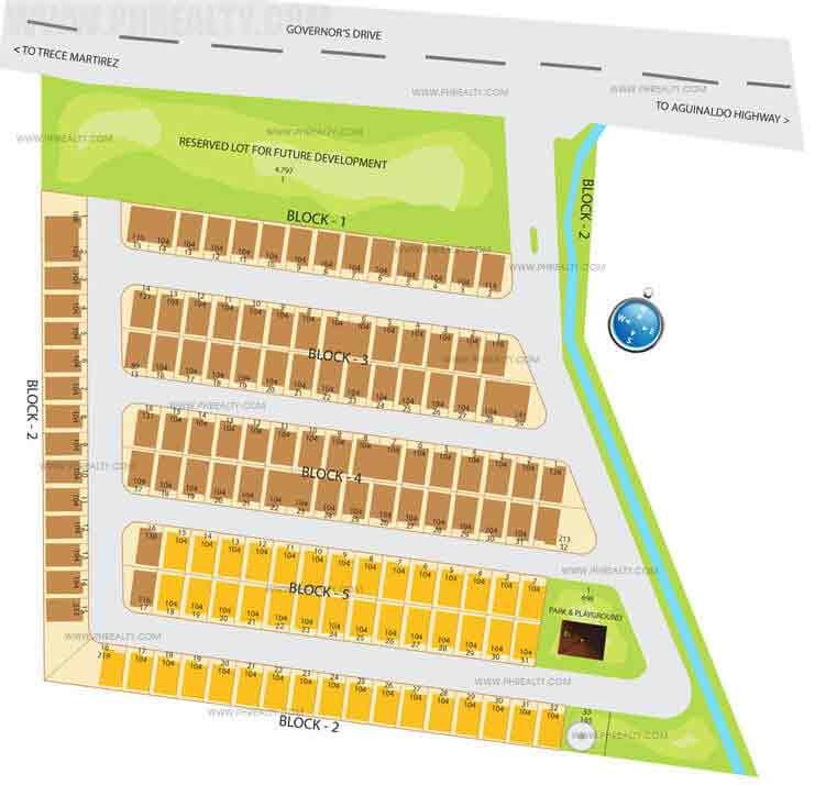 Kazari Residences - Site Development Plan
