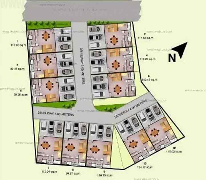 One Seventy Place - Site Development Plan