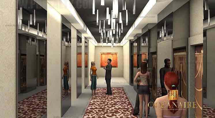Oceanaire - Elevator Lobby