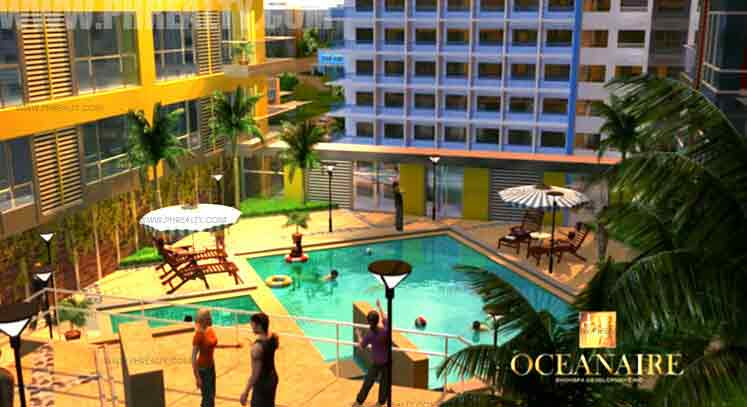 Oceanaire - Swimming Pool - Deck Garden