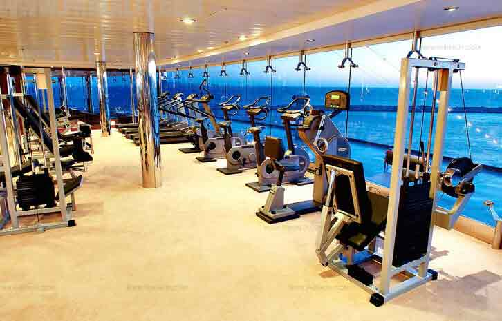 The Avenue Residences - Fitness Gym