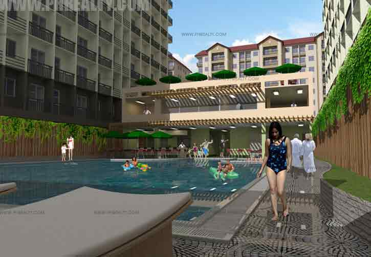 The Avenue Residences - Swimming Pool