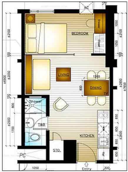 2 Torre Lorenzo - One Bedroom