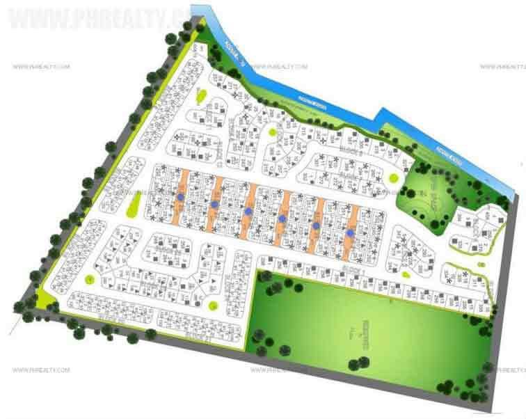 The Amore Portifino - Site Development Plan