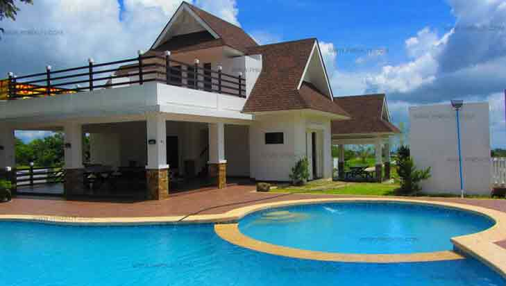 Ashiyana Tagaytay Classics - Clubhouse And Swimming Pool