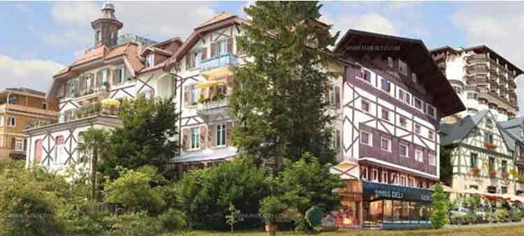 Alpine village condominium in crosswinds tagaytay cavite - Crosswinds tagaytay swimming pool ...
