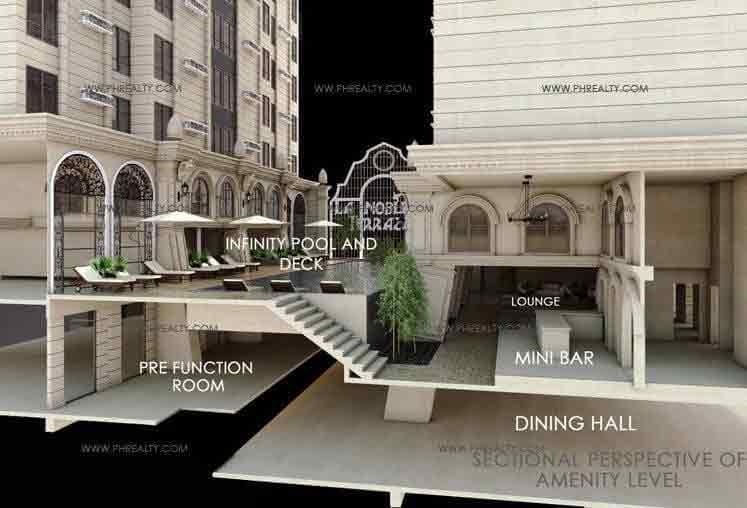 La Nobleza Terrazas - Amenity Floors