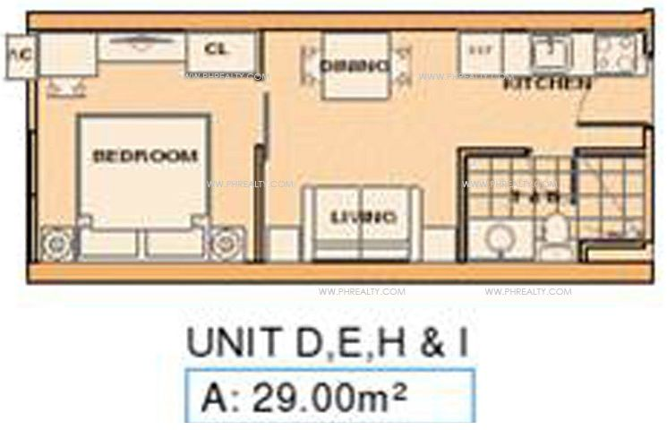 La Nobleza Terrazas - Unit D, E, H & I