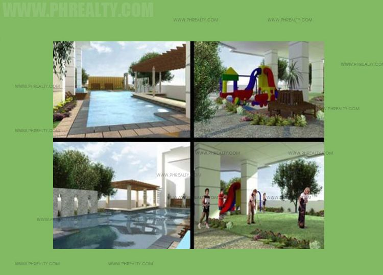 The Exchange Regency - Amenities and Facilities