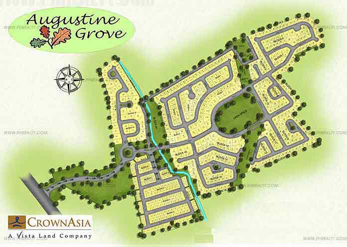 Augustine Grove - Site Development Plan