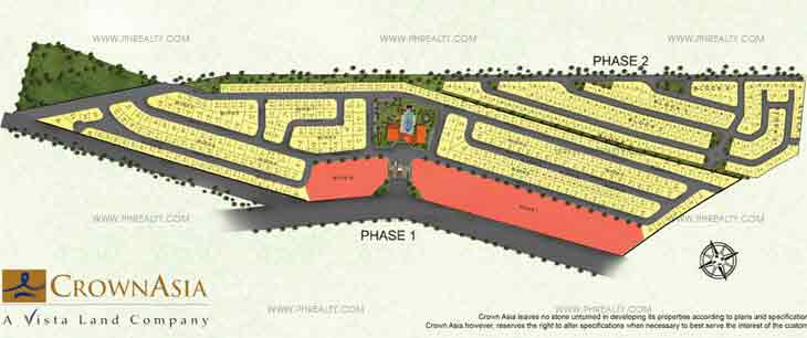 Valenza - Site Development Plan