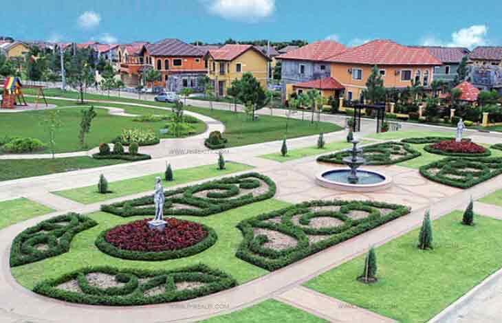 Valenza - Landscaped Park