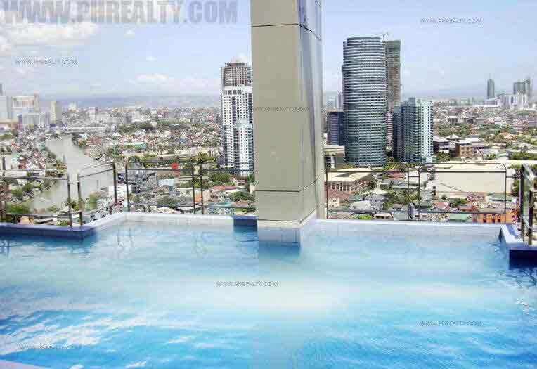 Antel Spa Suites - Sky Infinity Pool