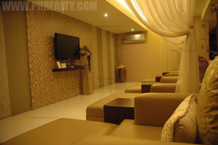 Antel Spa Suites - Spa Lounge