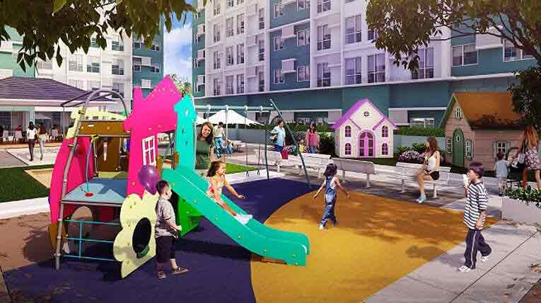 Tribeca Private Residences  - Central Park Playground