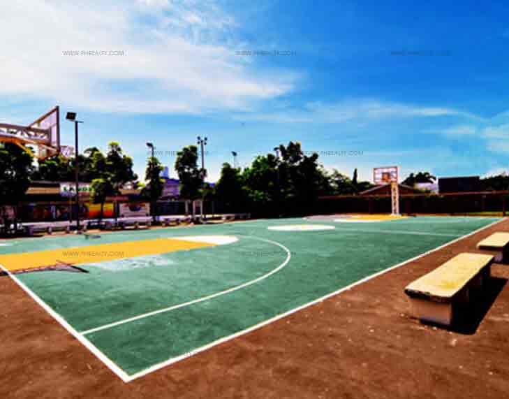 Citta Italia - Basketball Court