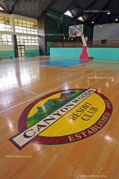 Canyon Woods The Peak Condotel - Basketball Court