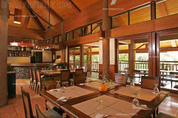 Canyon Woods The Peak Condotel - Pavilion Dining