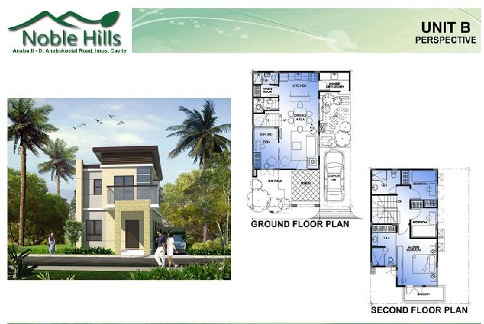 Noble Hills Subdivision - Unit B