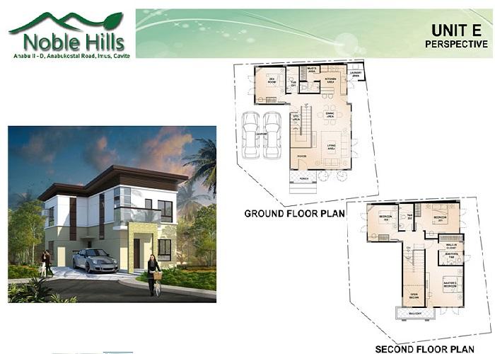 Noble Hills Subdivision - Unit E