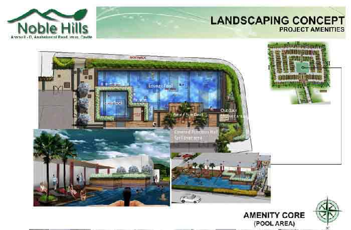 Noble Hills Subdivision - Amenity