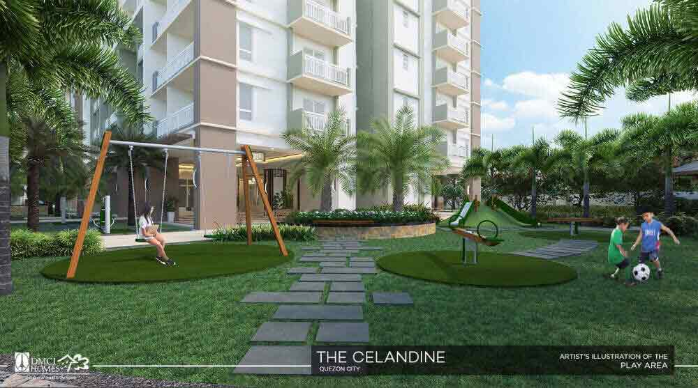 The Celandine Residences - Play Area