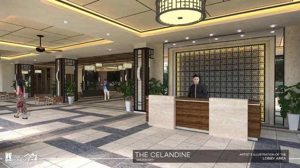The Celandine Residences - Lobby