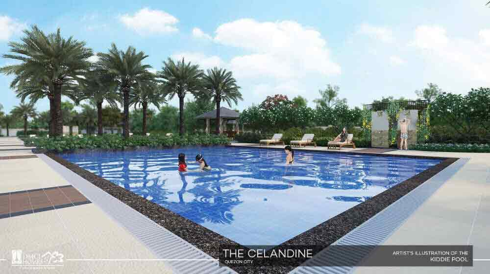 The Celandine Residences - Kiddie Pool