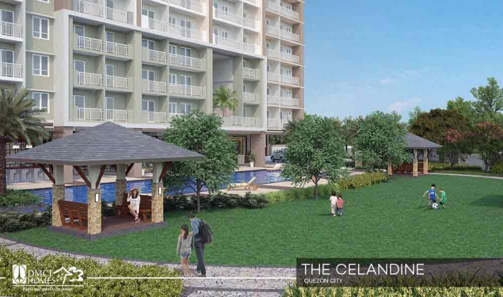 The Celandine Residences - Garden