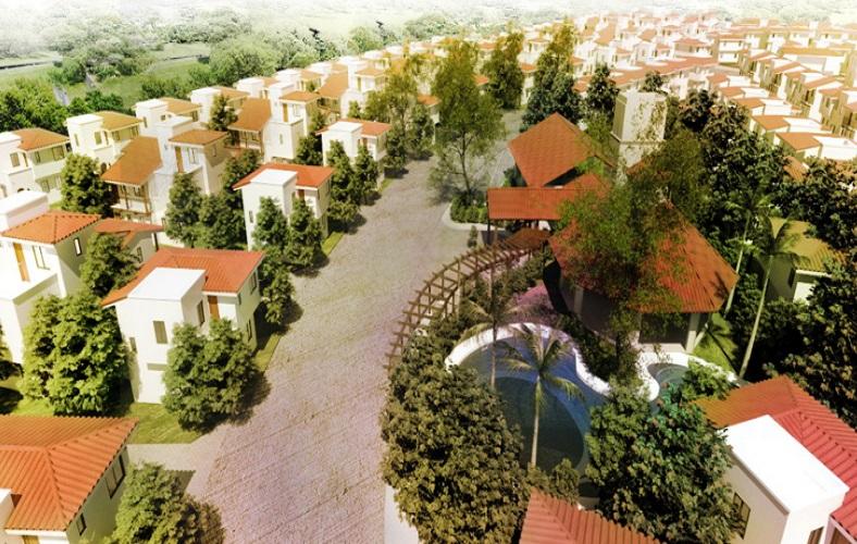 Terrazza De Sto Tomas House Lot In San Roque Santo