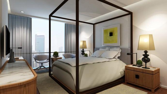 27 Annapolis - Bedroom