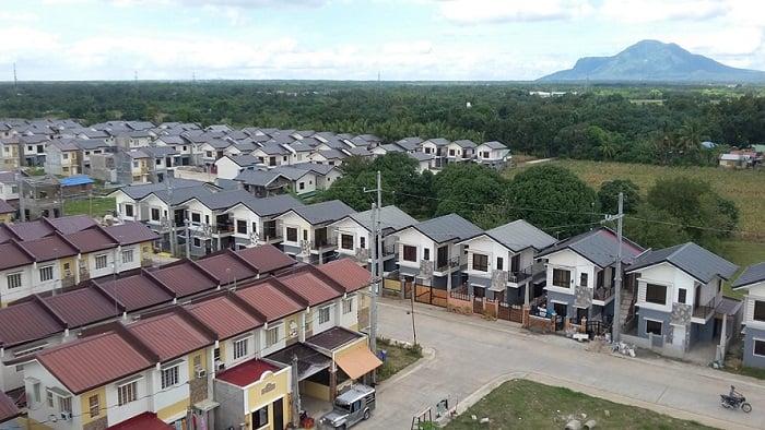 Mercedes Homes Soro Soro - Aerial View