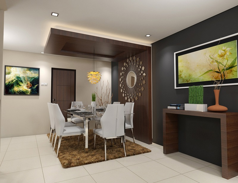La Verandilla Residences - Dining Area
