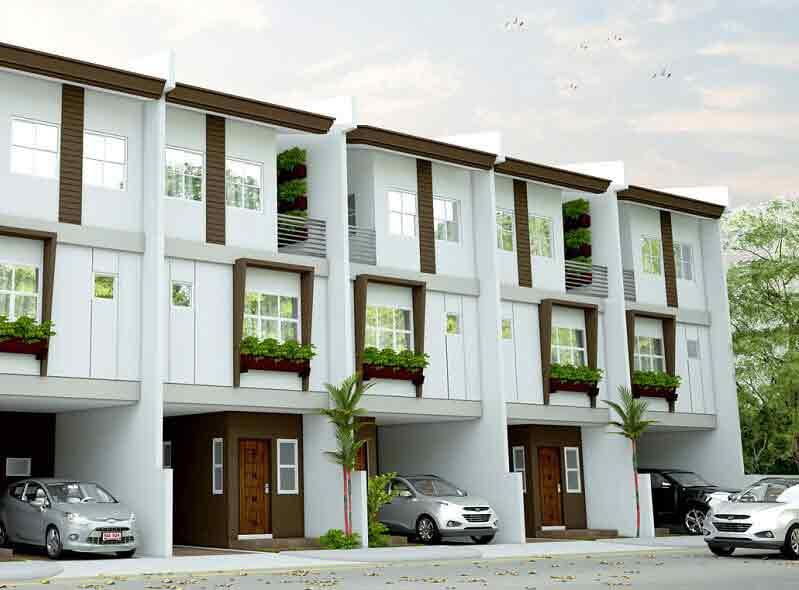 La Verandilla Residences - Vera 1 Townhouse