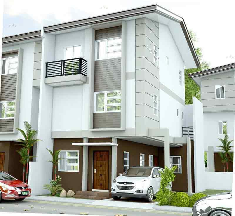 La Verandilla Residences - Vera 3 Townhouse