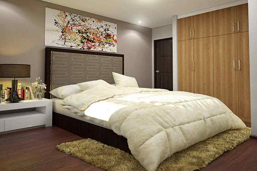 Eminenza Residences - Master Bedroom