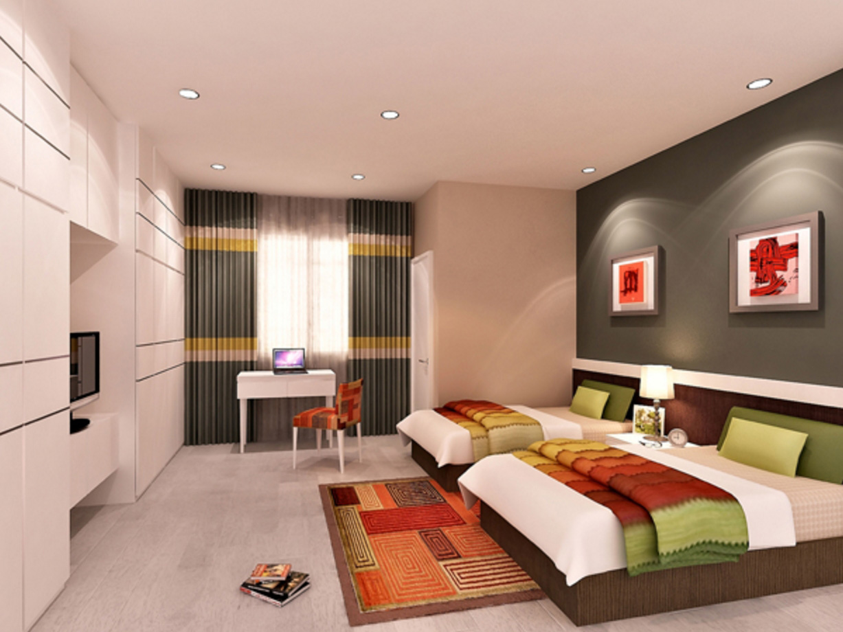 Centrina Eleganza Residences - Bedroom