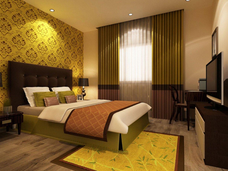 Centrina Eleganza Residences - Master Bedroom