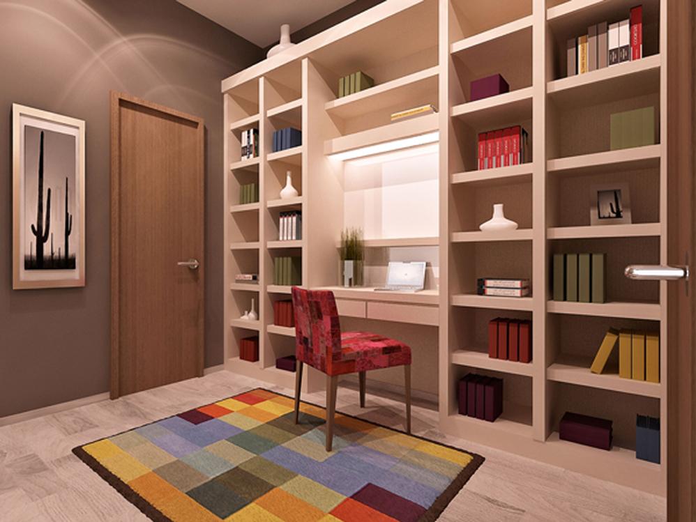 Centrina Eleganza Residences - Mini Library