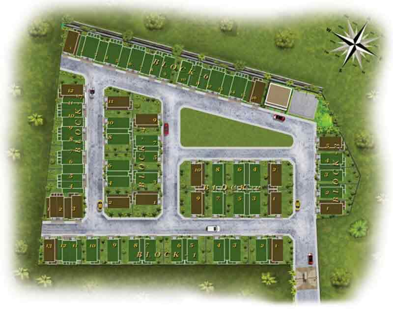 Centrina Eleganza Residences - Site Development Plan
