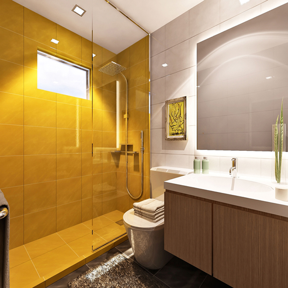 Centrina Eleganza Residences - Toilet Bathroom