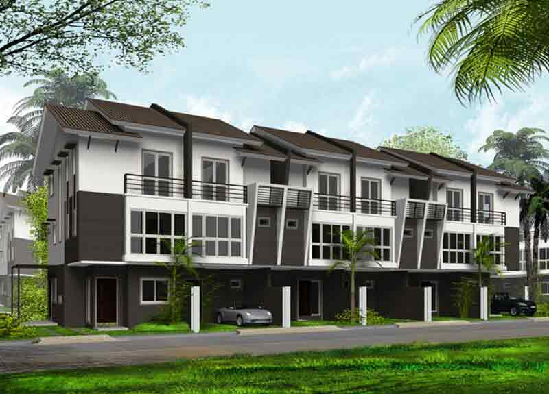 Centrina Eleganza Residences - Townhouse Unit