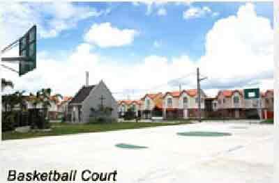 Paseo De San Roque Village - Basketball Court
