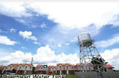 Paseo De San Roque Village - Water Tank