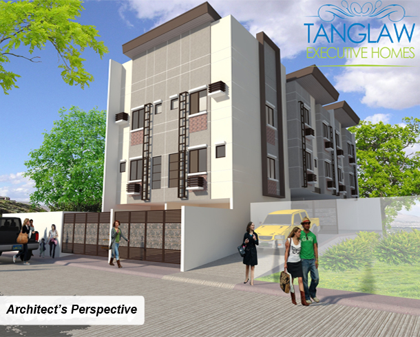 Tanglaw Executive Homes - Front Unit
