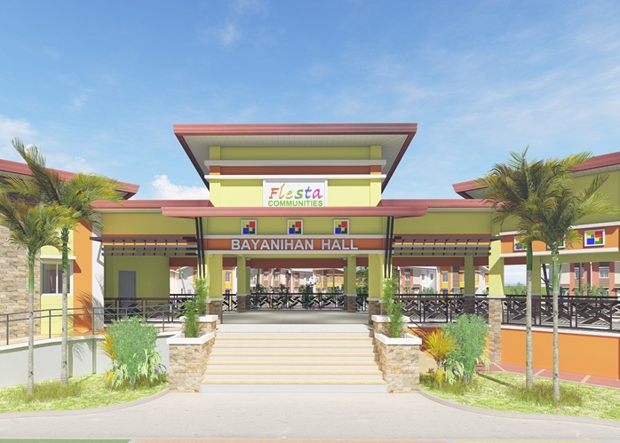 Fiesta Communities Limay Bataan - Bayanihan Hall