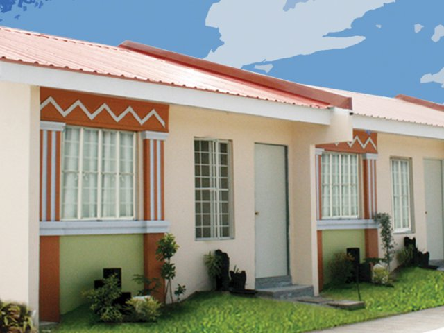 Fiesta Communities Mabalacat - Row House Improved