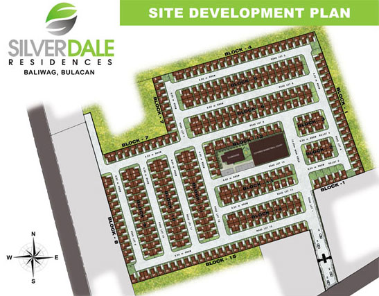 Silverdale Residences - Site Development Plan