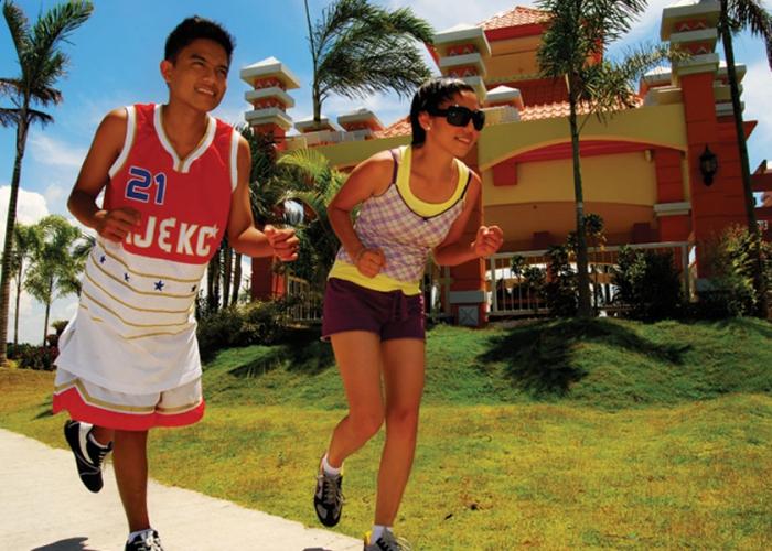 Fiesta Communities Mining - Jogging Path