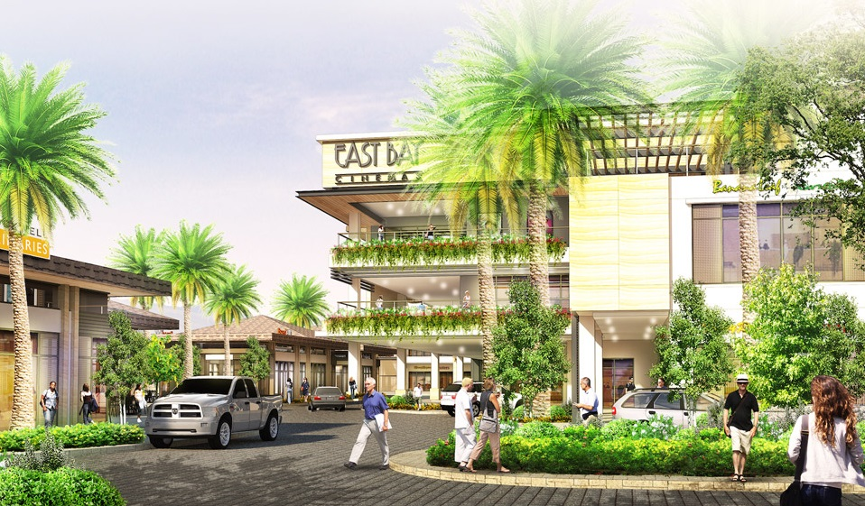 East Bay Residences - Retail Area